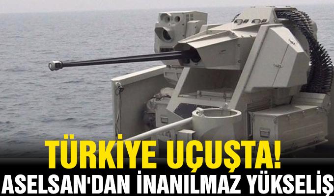 Türkiye uçuşta! Aselsan'dan inanılmaz yükseliş