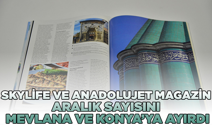 Skylife ve AnadoluJet Magazin