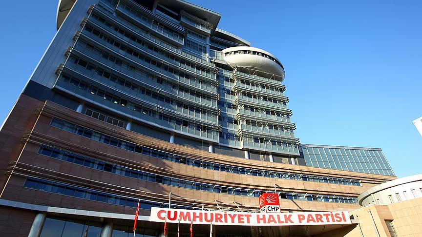 CHP'de en fazla üye İstanbul, en az Hakkari'de