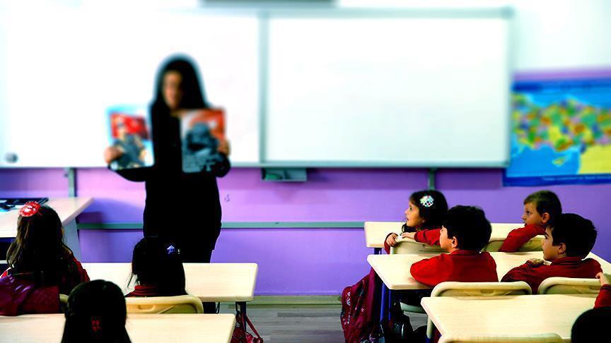 MEB'den tam gün eğitim için 45 bin derslik yatırımı