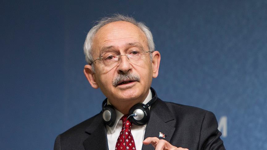 Kılıçdaroğlu, Ortadoğu Konferansı'na katılacak