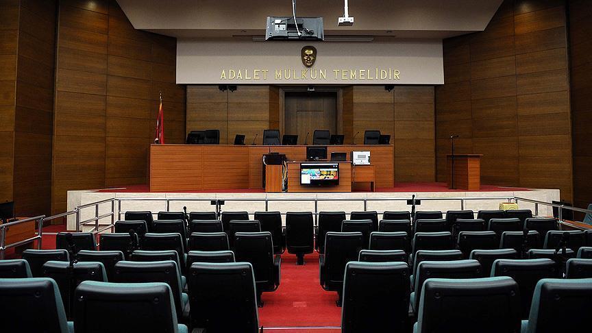 Kastamonu'da FETÖ davasında hapis cezası