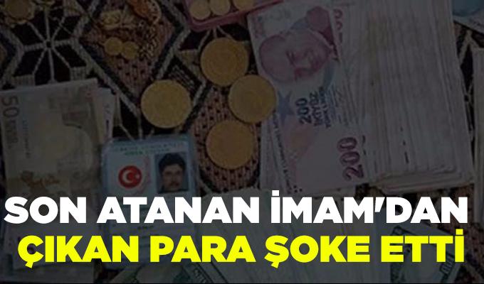 Konya Haber: 'Son atanan İmam'dan çıkan para şoke etti
