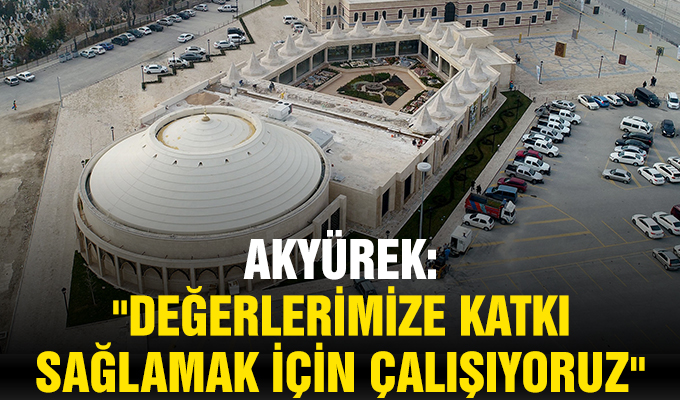 Konya Haber: Akyürek: