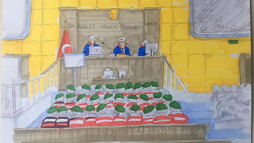 Akıncı Üssü davasında FETÖ itirafı: ABD'de Gülen'i ziyaret ettim