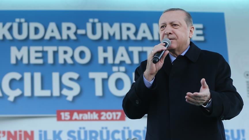 'Kudüs kararı İslam dünyasına yönelik yeni operasyonların habercisidir'