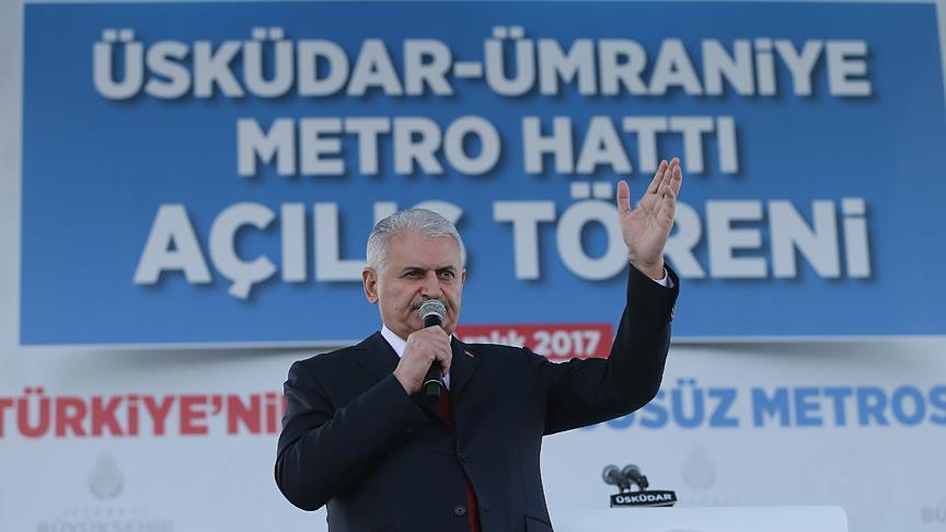 İstanbul genelinde raylı sistem hedefimiz bin 23 kilometre
