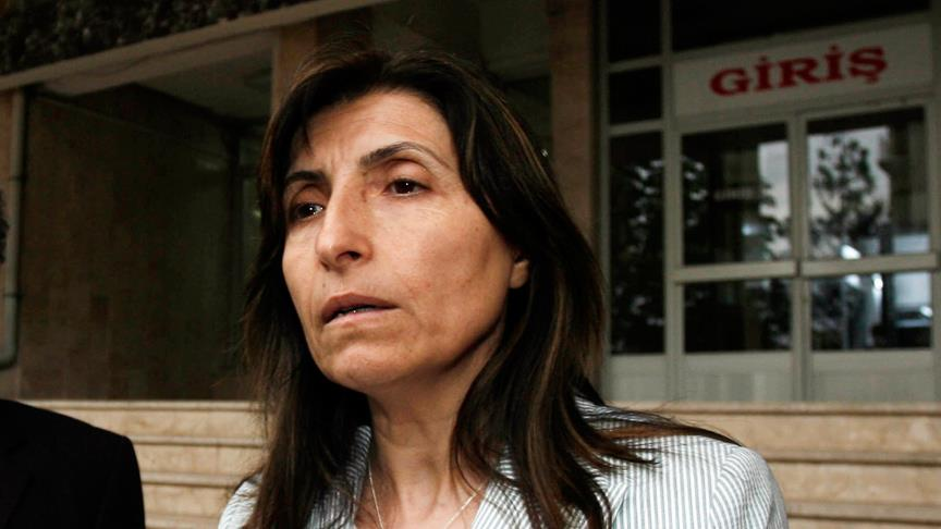 Eski HDP Milletvekili Şahin'e 8 yıl 9 ay hapis
