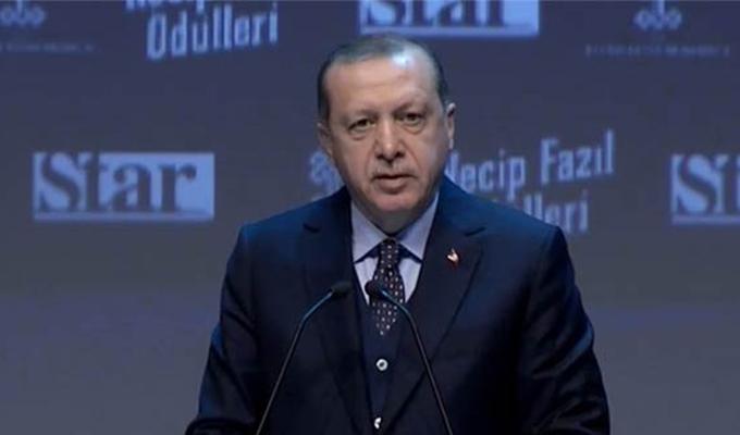 Cumhurbaşkanı Erdoğan: Türk milleti olarak daha dünyaya son sözümüzü söylemedik
