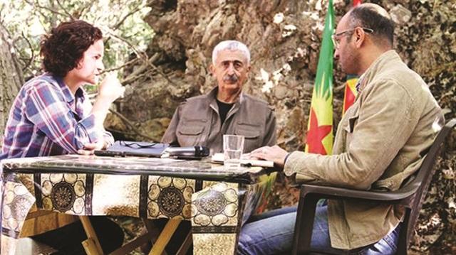 Riyad PKK'yı keşfetti