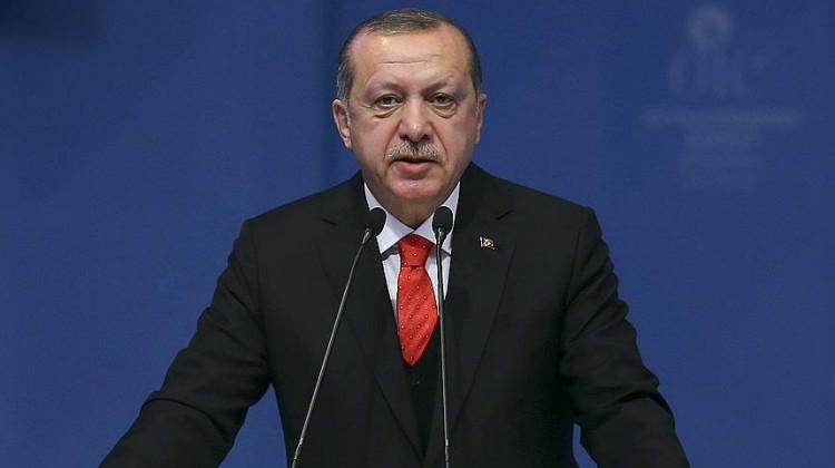 Erdoğan'dan İslam Dünyasına önemli uyarı
