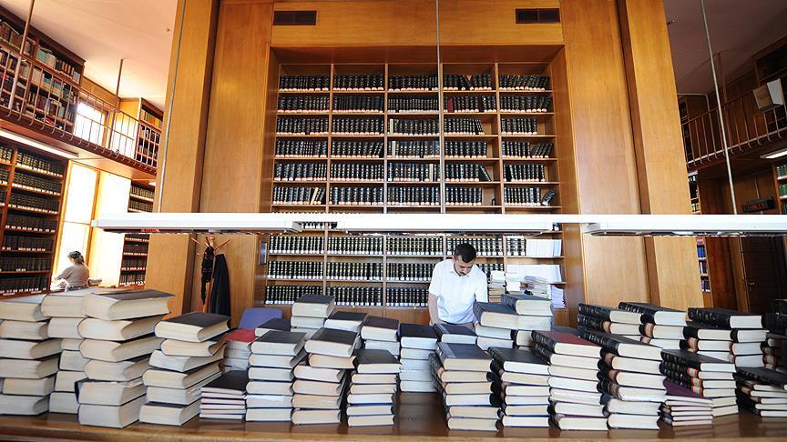 Meclis arşivini dijital dünyaya bağladı