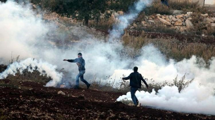 İsrail kimyasal silah kullanmış!