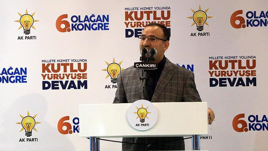 Türkiye'nin yolunu kesmek isteyenlere millet haddini bildirecek