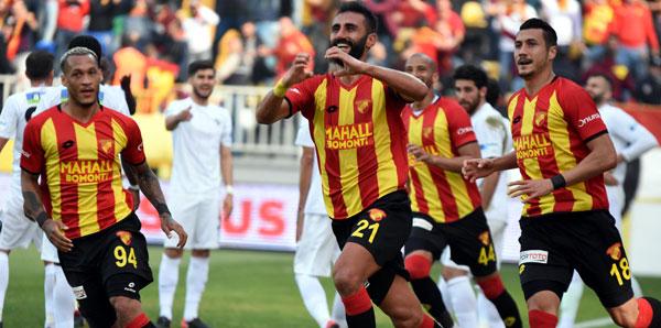 Konyaspor'un rakibi Göztepe, üst üste 4. galibiyet peşinde