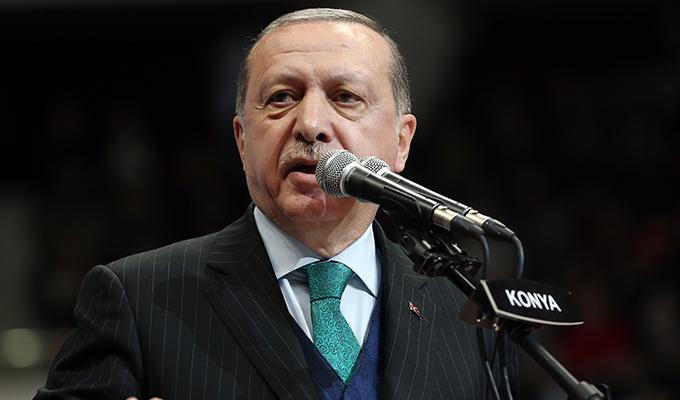Cumhurbaşkanı Erdoğan Canlı Konuşma