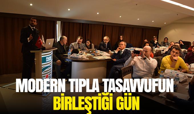 Konya Haber: Konya'da Modern Tıpla Tasavvufun Birleştiği Gün