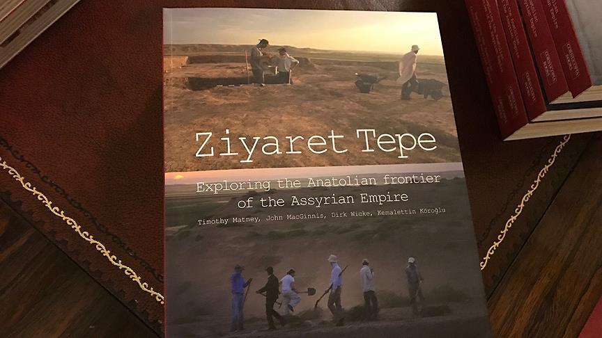 Ziyaret Tepe kazısının hikayesi İngilizcede