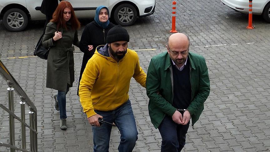 FETÖ'nün kadınlardan sorumlu 'il imamı' tutuklandı