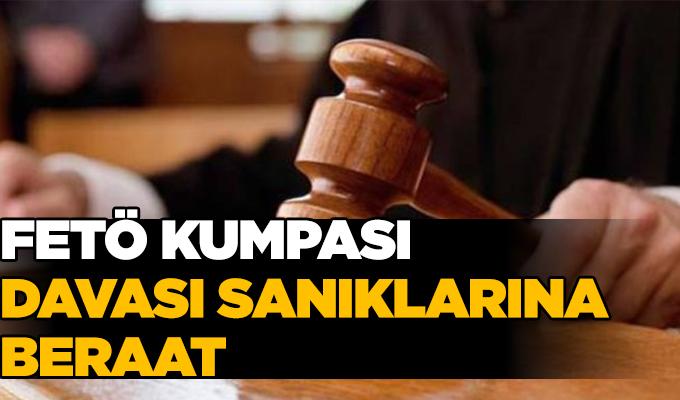 Konya Haber: FETÖ kumpası davası sanıklarına beraat