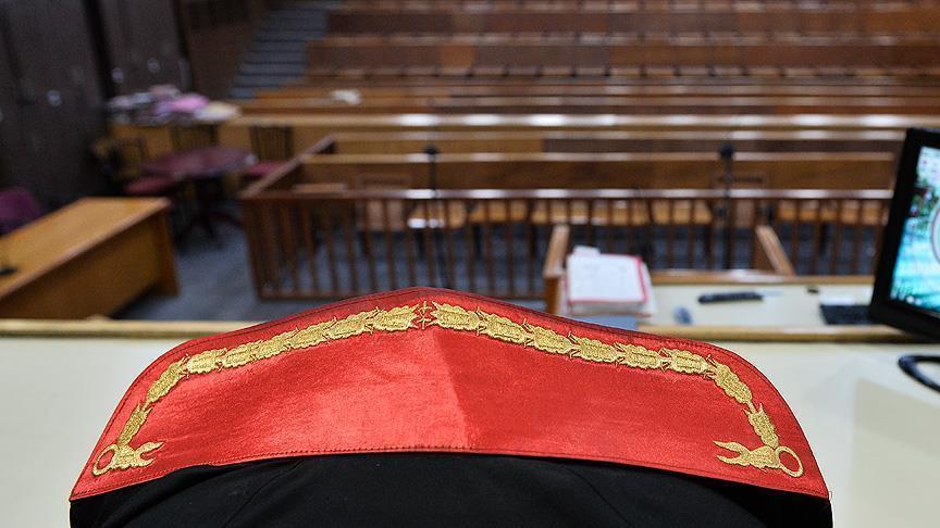 Kırıkkale'de FETÖ sanıklarına hapis cezası