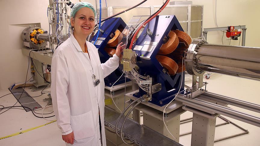 Uzay teknolojilerinde yeni test sistemi