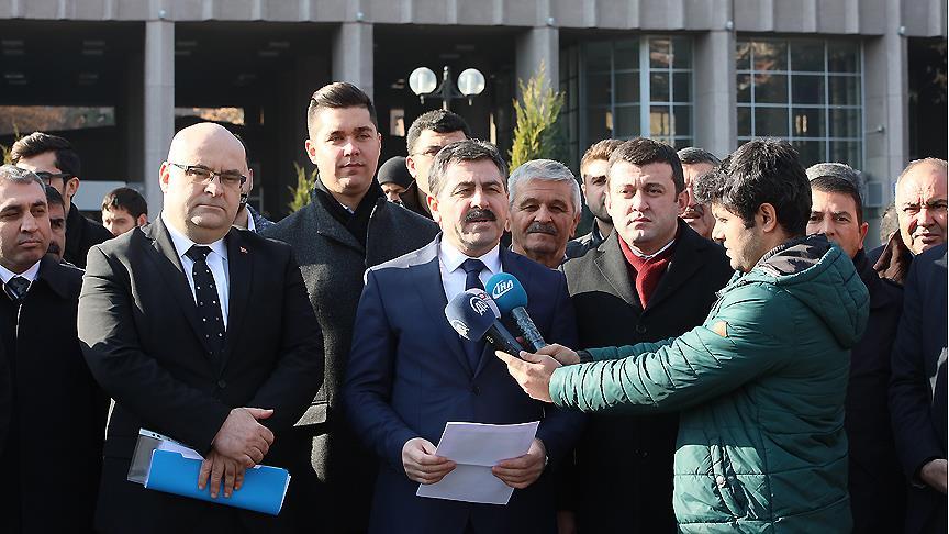 6 ilde Kılıçdaroğlu ve bazı CHP'liler hakkında suç duyurusu