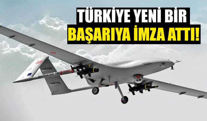 Türkiye yeni bir başarıya imza attı!