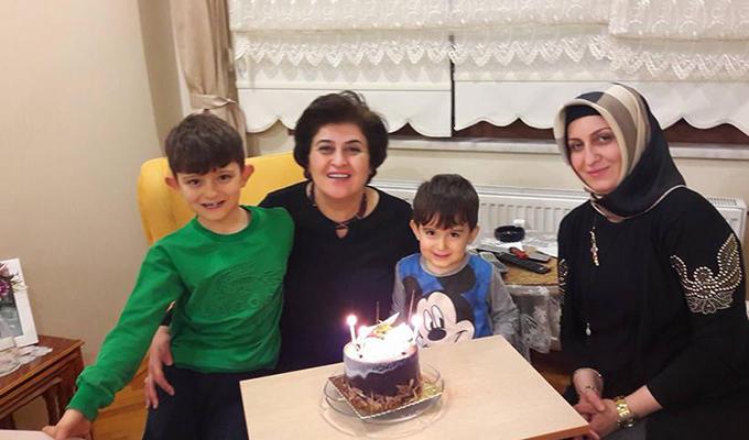 Mukaddes Demirel, doğum günün kutladı