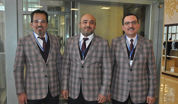 Üçüz kardeşler kongrede