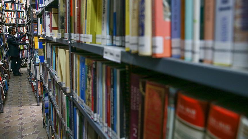 Türkiye'de kişi başına 8,4 kitap üretiliyor