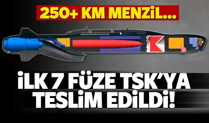 TSK'ya 7 adet teslim edildi! 250+ km menzil...