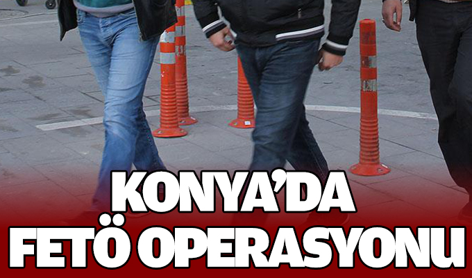 FETÖ'nün 'askeri mahrem yapılanması'na operasyonda 62 gözaltı