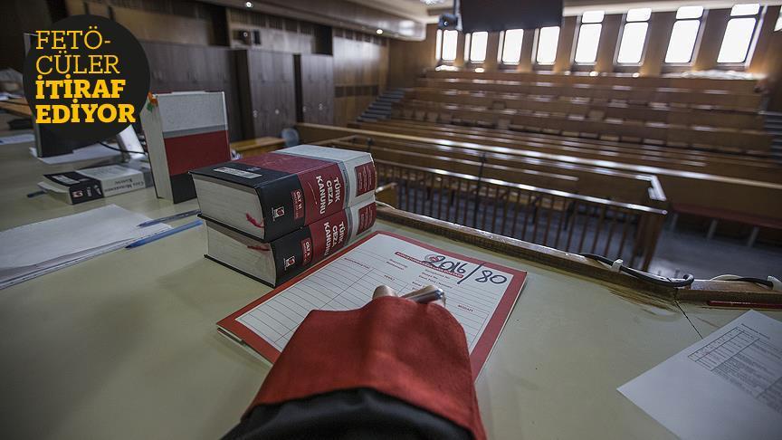 Kumpas davası sanığı eski hakim Hamzaçebi'den FETÖ itirafları