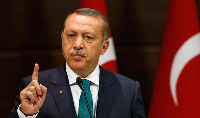 Erdoğan'dan Fransız gazeteciye çok sert ayar!