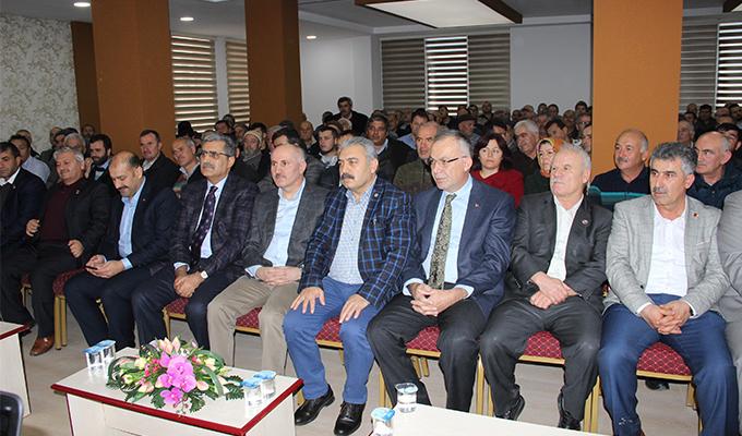 """AK Parti Karaman Milletvekili Konuk: """"Dünyanın balını biz üretmeliyiz"""""""
