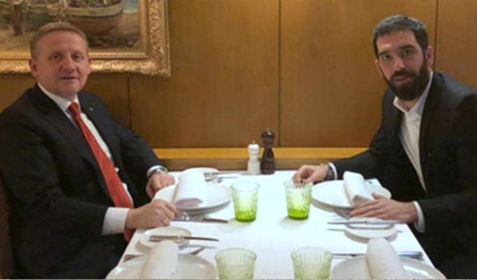Başakşehir Başkanı Gümüşdağ: Arda'yla Prensipte Anlaştık