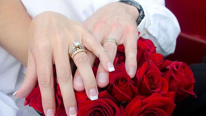 Türkiye'de evlenme yaşı yükseldi
