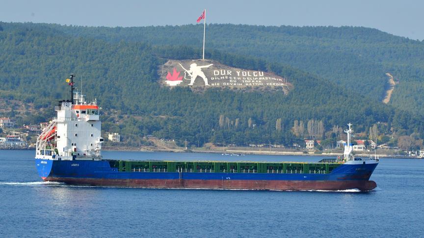 Boğazlardan 87 bin 593 gemi geçti