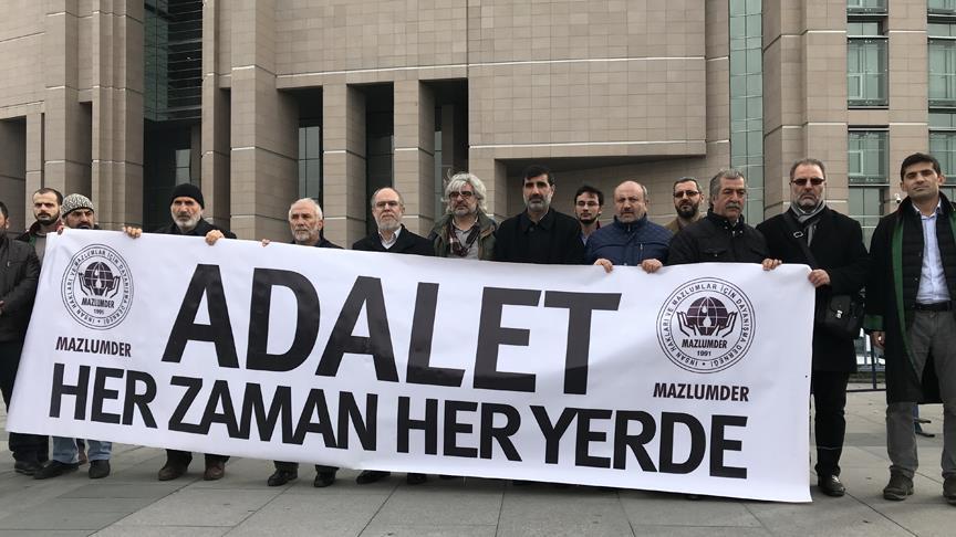 MAZLUMDER'den '28 Şubat siyasi yargı kararları iptal edilsin' talebi