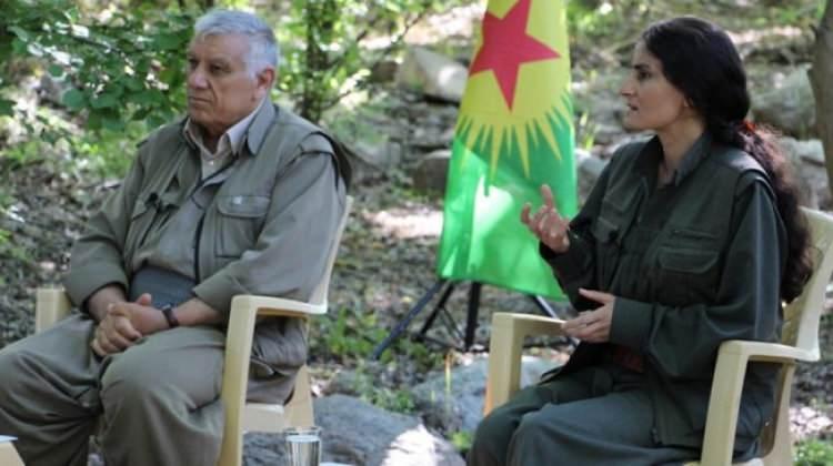 PKK tutuştu...CHP'den engel olmasını istedi!