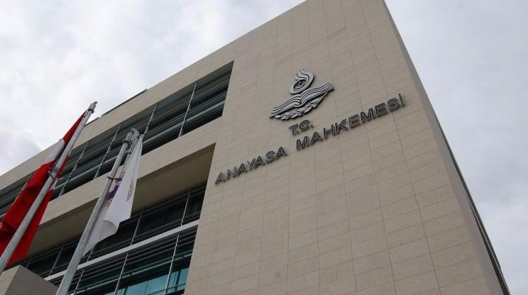 Anayasa Mahkemesi'nden 2 isim hakkında flaş karar