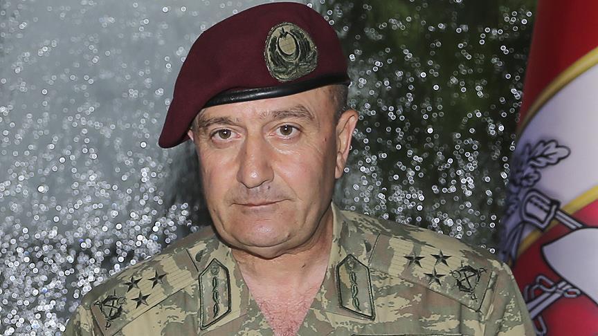 Korgeneral Aksakallı'nın kardeşi vefat etti