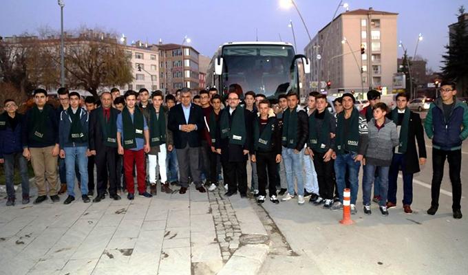 Ereğli Belediyesi, gençlere yönelik çalışmalarına devam ediyor