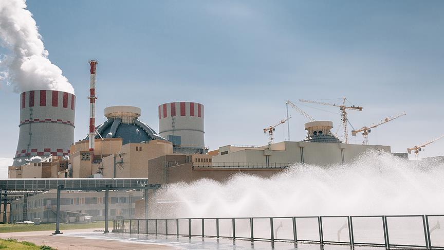 Nükleer santraller ekonomiye de 'enerji' veriyor