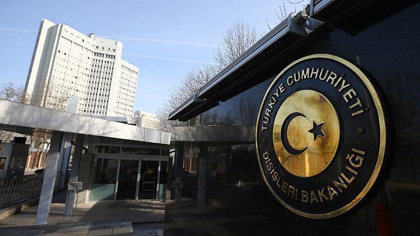 Türkiye, Bağdat'taki intihar saldırısını kınadı