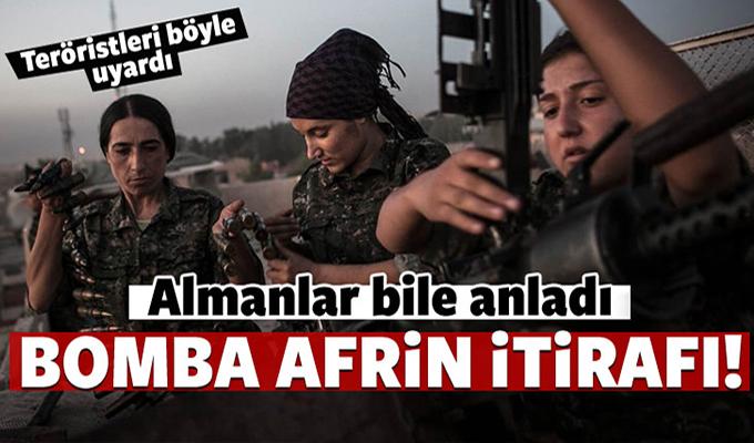 Alman basınında Afrin itirafı: Rojava rüyası...