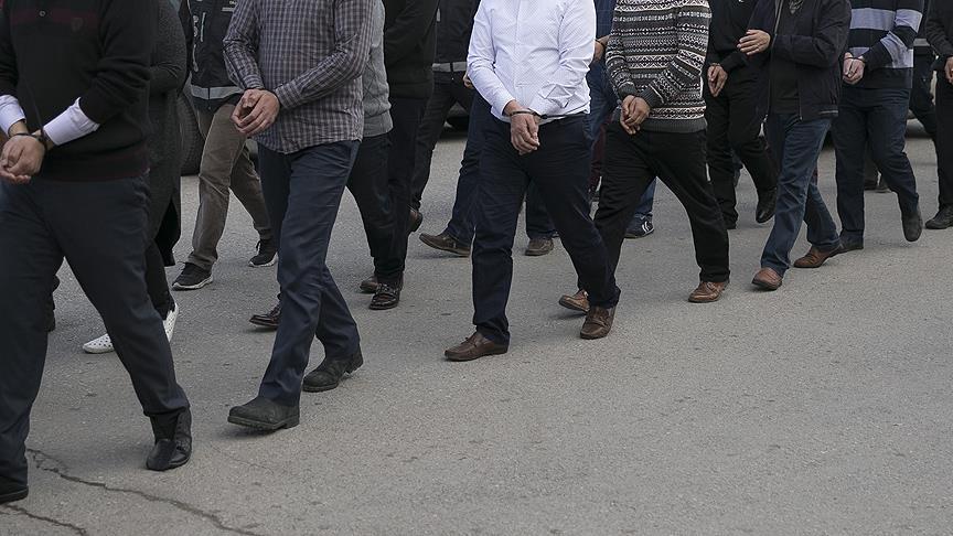 Başkentte FETÖ'nün eğitim yapılanmasından 9 kişi gözaltına alındı