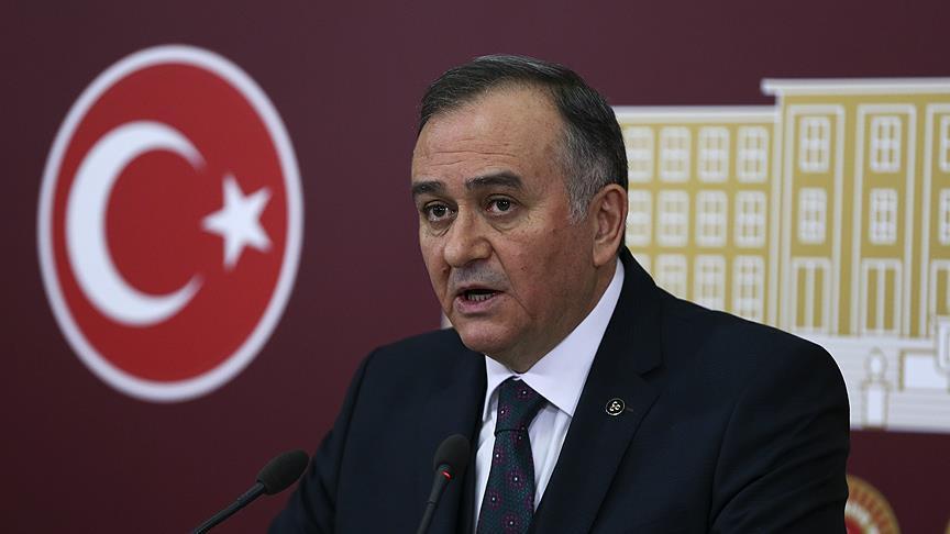 CHP, Türkiye düşmanlarının tepe tepe kullandığı bir parti olmuştur