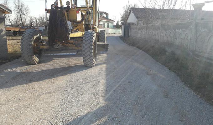 Çumra'da altyapı çalışmaları devam ediyor.